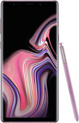 SAMSUNG Galaxy Note 9 (Lavender Purple, 128 GB)