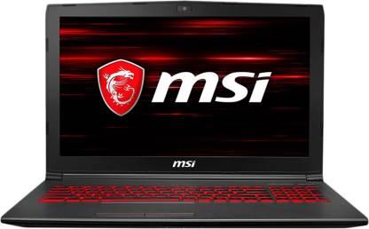 MSI GV Series Core i7 8th Gen - (16 GB/1 TB HDD/128 GB SSD/Windows 10 Home/6 GB Graphics/NVIDIA GeForce GTX 1060) GV62 8RE-050IN Gaming Laptop