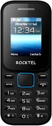 Rocktel W8 Black/Black Blue