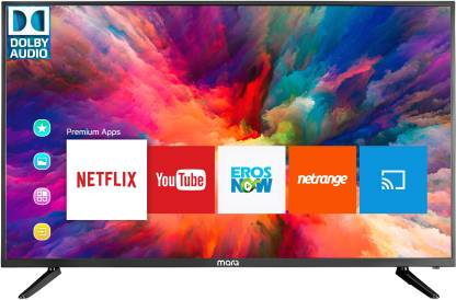 MarQ by Flipkart Dolby 32 inch(80 cm) HD Ready Smart LED TV  (32HSHD)#JustHere at Flipkart ₹11,499