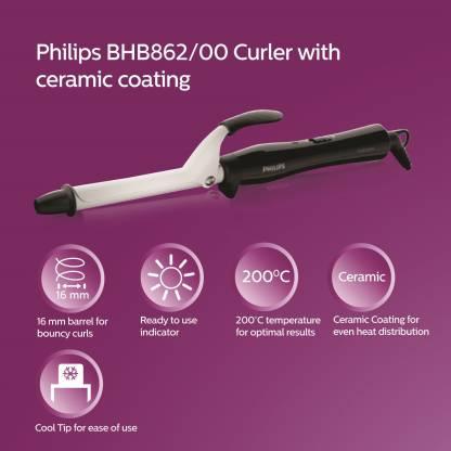 PHILIPS BHB862 Electric Hair Curler
