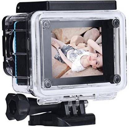 SPRING JUMP Action Sports 1080P Sports DV Action Waterproof Camera Sports and Action Camera
