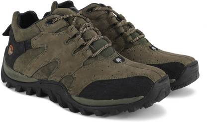 Woodland Hiking & Trekking Shoes For Men