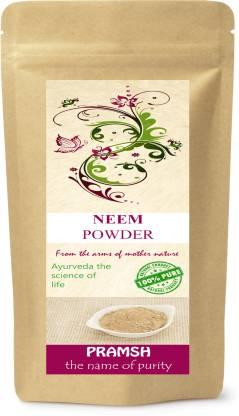 Pramsh Premium Quality Neem Powder 100gm