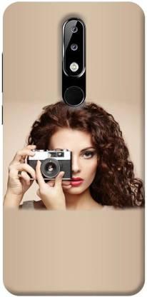 FABTODAY Back Cover for Nokia 5.1 Plus