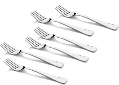 Shapes artic Stainless Steel Dinner Fork Set