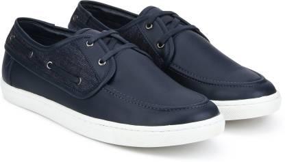 Bata Leisure Boat Shoes For Men