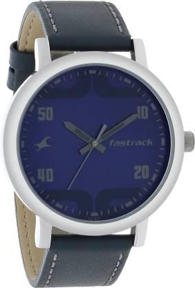 Fastrack 38052SL06 Bold Fonts Analog Watch - For Men