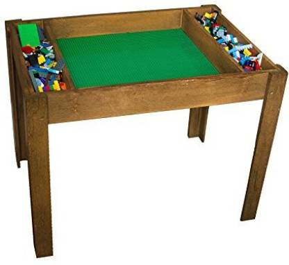 Brick Nation Lego Compatible Table With, Lego Table With Chairs India