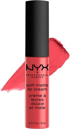NYX Soft Matte Lip Cream Ibiza, 8ml
