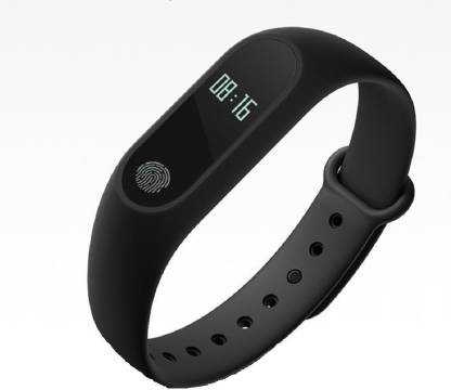 FANOSONS M2 Heart Rate & BP Monitor Smartband