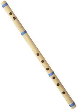 N S Padam Music House G Wooden Flute