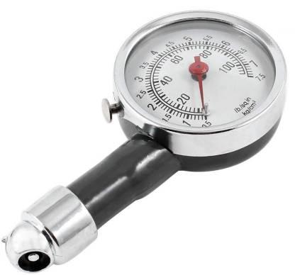 DGN Analog Tire Pressure Gauge Dial Dial Tyre Tire Air Pressure Gauge Meter  Price in India - Buy DGN Analog Tire Pressure Gauge Dial Dial Tyre Tire Air  Pressure Gauge Meter online