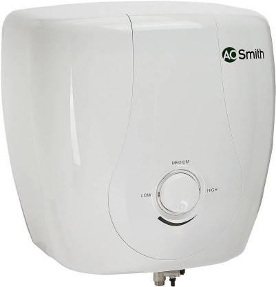 Ao Smith 25 L Storage Water Geyser (HSE-SAS 25LTRS, White)