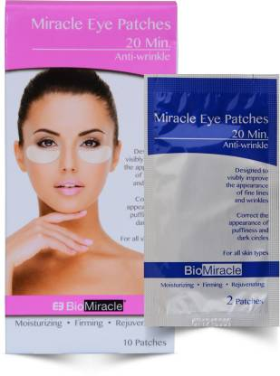 BioMiracle Anti Wrinkle Miracle Eye Patches
