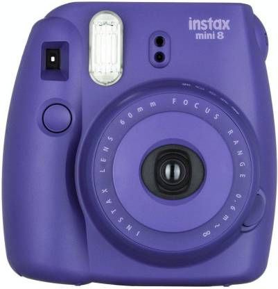 FUJIFILM Instax Mini 8 No Instant Camera