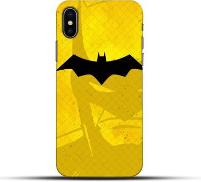 Pikkme Back Cover for Batman Apple Iphone X - Pikkme : Flipkart.com