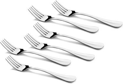 Shapes Rose ( table frok - 21 cm ) Stainless Steel Dinner Fork Set
