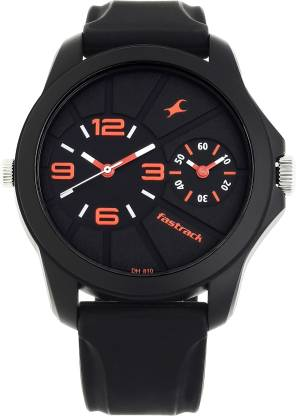 Fastrack 38042PP01 Two Timers Analog Watch - For Men