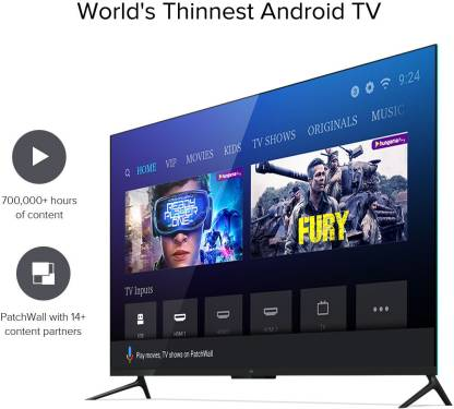 Mi TVs India - Mi LED Smart TV 4 Pro (55)