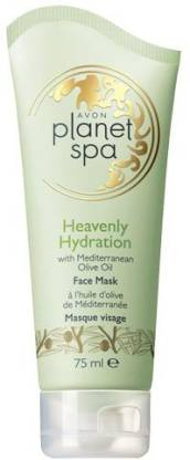 AVON Planet Spa Heavenly Hydration Face Mask with Mediterranean Olive Oil