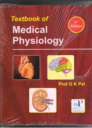 TEXTBOOK OF MEDICAL PHYSIOLOGY 3/ED 2019