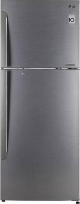 LG 420 L Frost Free Double Door 2 Star Refrigerator