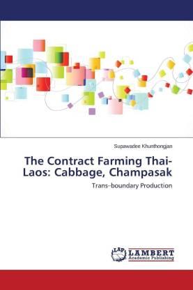The Contract Farming Thai-Laos
