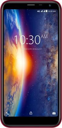 KARBONN K9 Smart Plus (Wine Red, 8 GB)