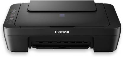 Canon PIXMA E470 Multi-function WiFi Color Printer