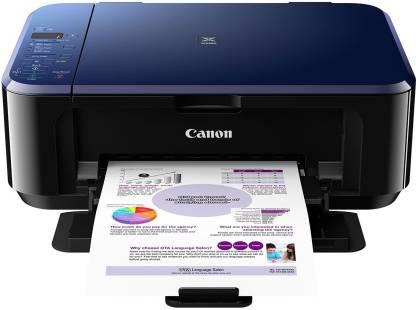 Canon PIXMA E510 Multi-function Color Printer
