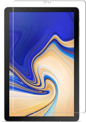 TECHSHIELD Edge To Edge Tempered Glass for Samsung Galaxy Tab S4 10.5 inch