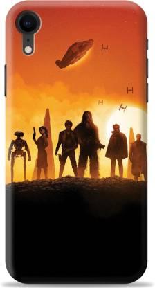 Loffar Back Cover for Apple iPhone XR