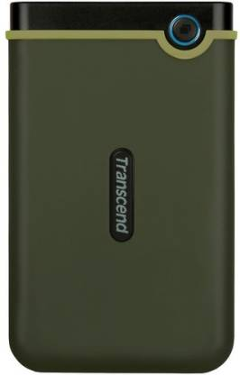 Transcend 1 TB External Hard Disk Drive