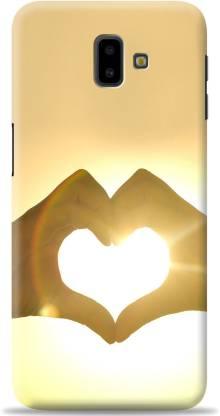 Loffar Back Cover for Samsung Galaxy J6 Plus
