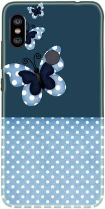FashionCraft Back Cover for Mi Redmi Note 6 Pro