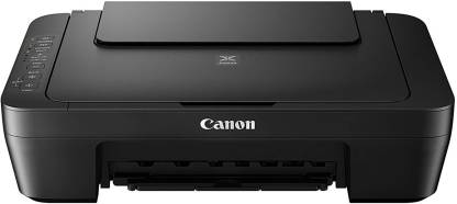 Canon PIXMA MG3070S Multi function WiFi Color Printer   Black, Ink Cartridge  Canon Multi Function Printers