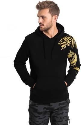 THE ARCHER Full Sleeve Printed Men Sweatshirt