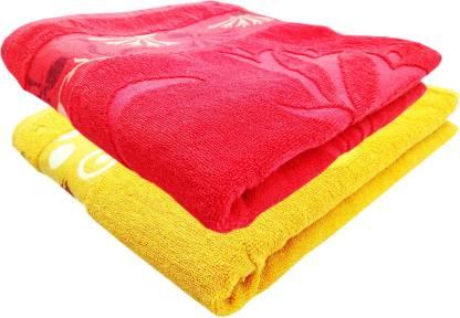 Space Fly Cotton 450 GSM Bath Towel Set