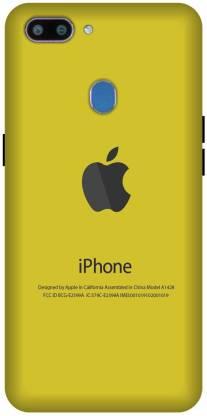 Golden Owl Back Cover for Oppo A5