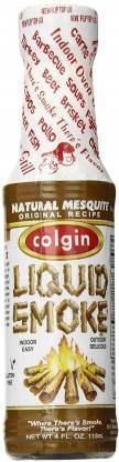 Colgin All Natural Hickory Liquid Smoke - 4oz Sauce