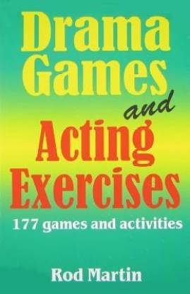 Drama Games & Acting Exercises  (English, Paperback, Martin Rod)