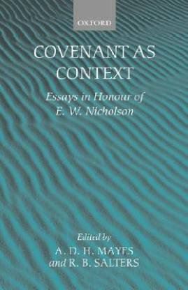 Covenant as Context