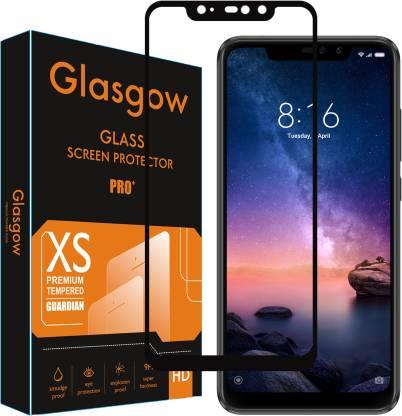 Glasgow Tempered Glass Guard for Mi Redmi Note 6 Pro