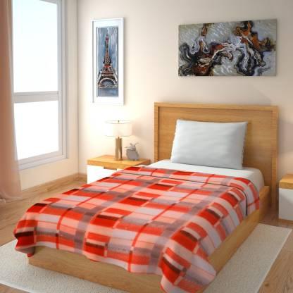 IWS Printed Single Fleece Blanket