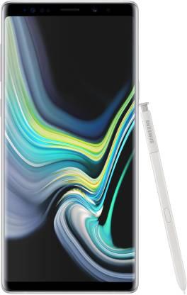 SAMSUNG Galaxy Note 9 (Alpine White, 128 GB)
