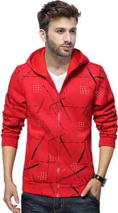 Tripr Full Sleeve Printed Men Jacket