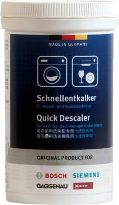 Bosch Quick Descaler for Washing Machines and Dishwashers Detergent Powder