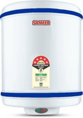 Sameer 10 L Storage Water Geyser (Spout, White)
