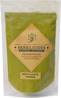 HERBILICIOUS HENNA